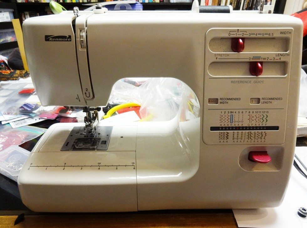 Help I Need A New Sewing Machine C Sews Custom New Sewing Machine