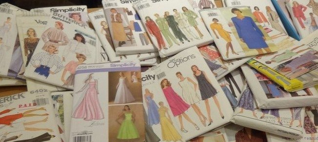 Bay Area Sewists Meetup and Pattern Swap!