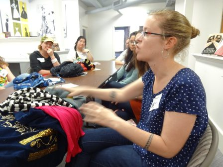 Allison  - Bay Area Sewists meetup