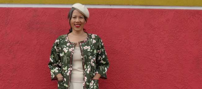 The Trench - Christinen Haynes pattern - Chic & Simple Sewing - csews.com