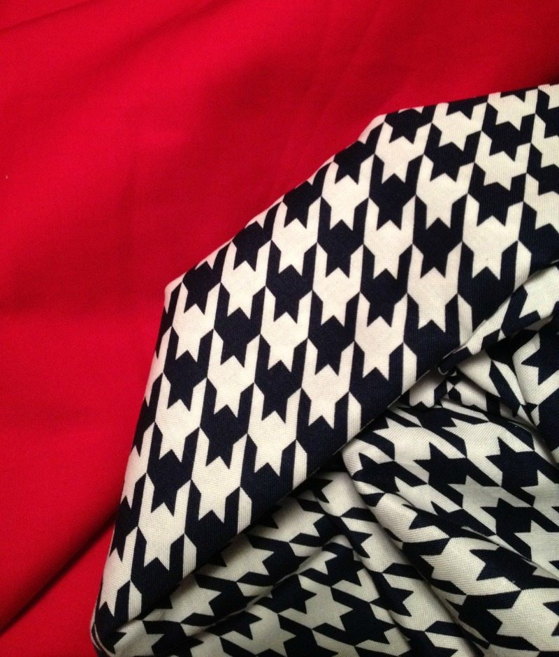 red cotton lycra fabric, houndstooth cotton fabric - csews.com