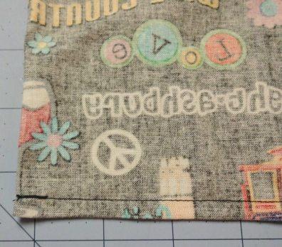 Tutorial: How to make a drawstring bag - DIY - CSews.com