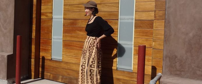 My Maxi Chardon Skirt