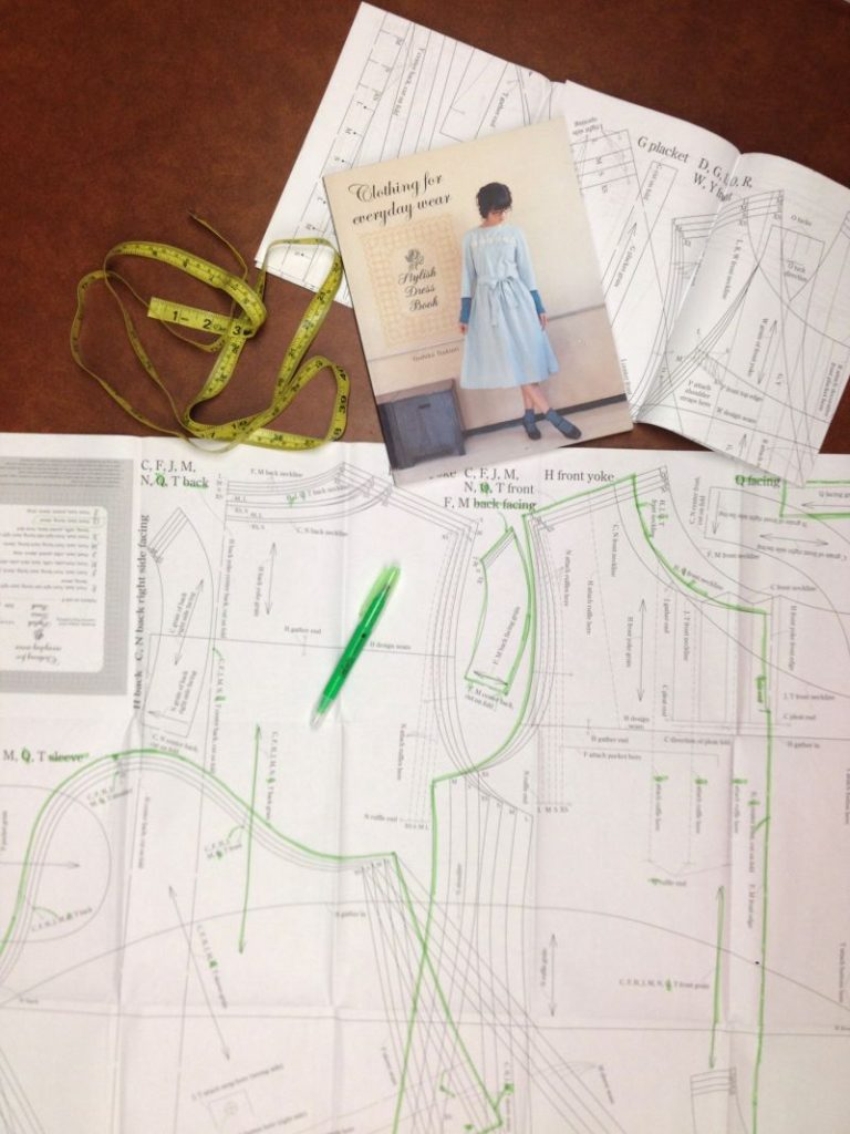 Stylish dress book - Japanese sewing patterns - csews.com