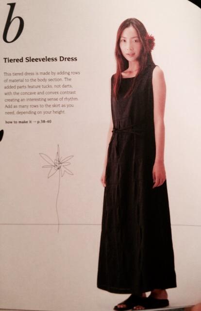 Tiered Sleeveless Dress - Basic Black- csews.com
