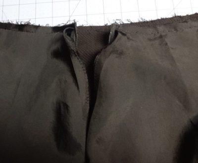 Skirt lining detail - csews.com