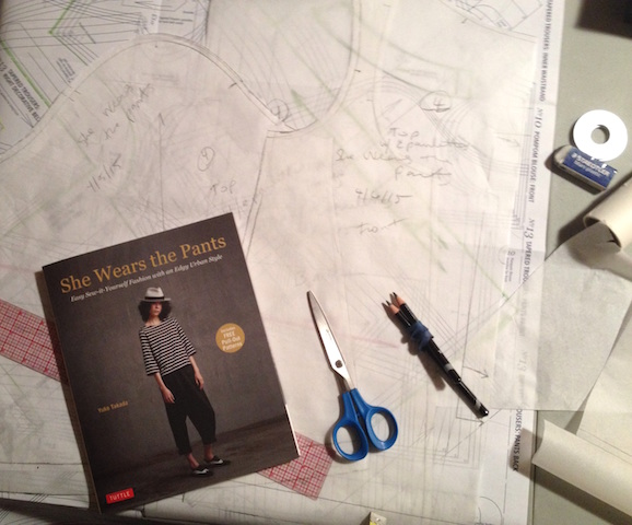 She Wears the Pants - Top with Epaulettes - csews.com