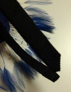 Petersham headband detail - csews.com