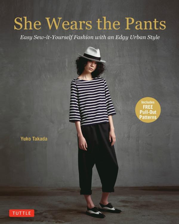 She Wears the Pants by Yuko Takada- csews.com