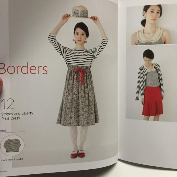 Stylish Remakes by Violet Room - borders - csewscom
