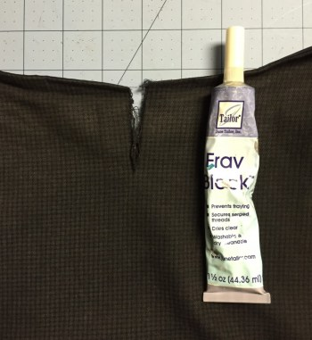 Fray Block on tear - csews.com