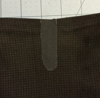 Iron-on patch trimmed - csews.com