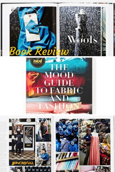 Mood Guide to Fabric and Fashion - Book Review - csews.com