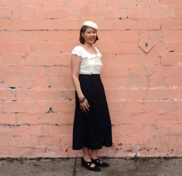 Nita Wrap Skirt - Sew DIY pattern - csews.com