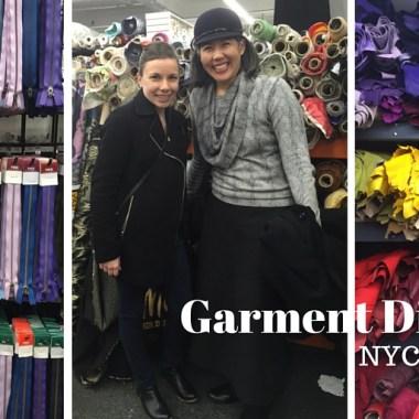 Garment District - New York City - csews.com