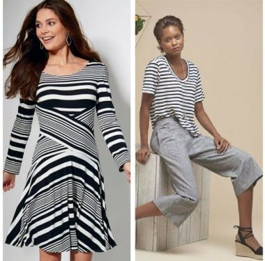 Big four sewing patterns for spring - Butterick, McCalls, Simplicity, Vogue