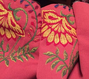 Deer and Doe Chardon skirt - pinned front pleats