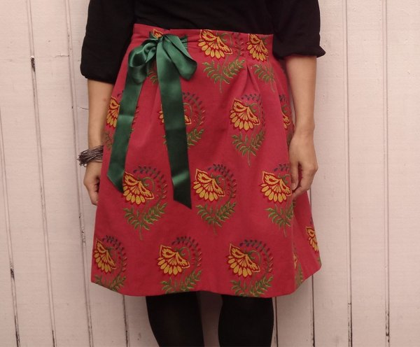 Chardon skirt for Bay Area Sewists Frocktails in February event