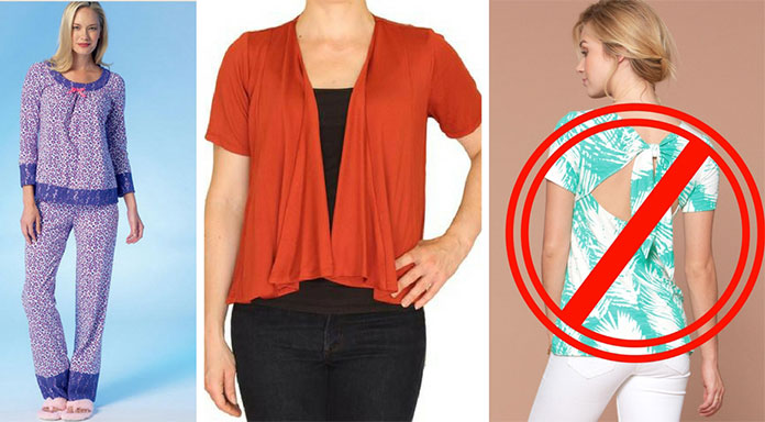 Alzheimer's clothing – sewing patterns  for women