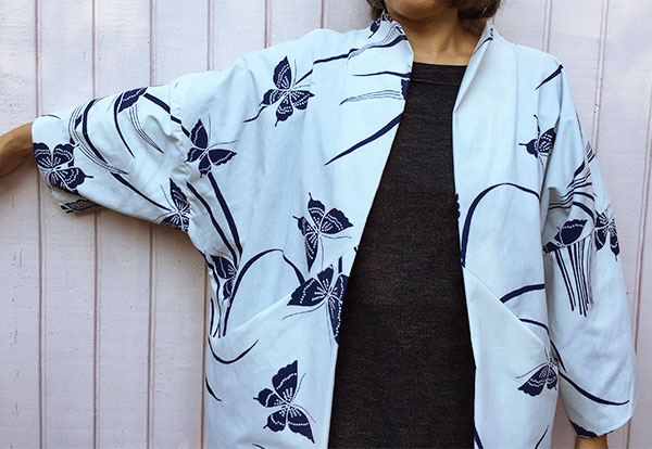 Papercut Patterns Sapporo Coat - sleeve detail - C Sews