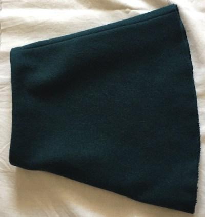 Sapporo Coat cuff - wool melton - CSews