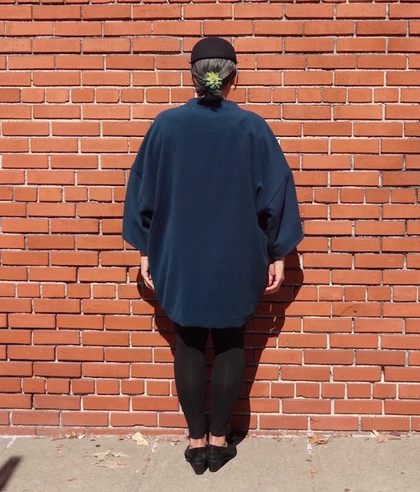 Papercut Patterns - Sapporo Coat - back - CSews