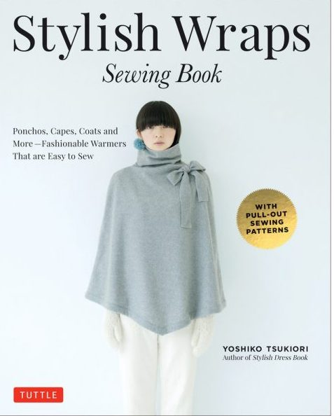 Stylish Wraps by Yoshiko Tsukiori - Tuttle Publishing 2017