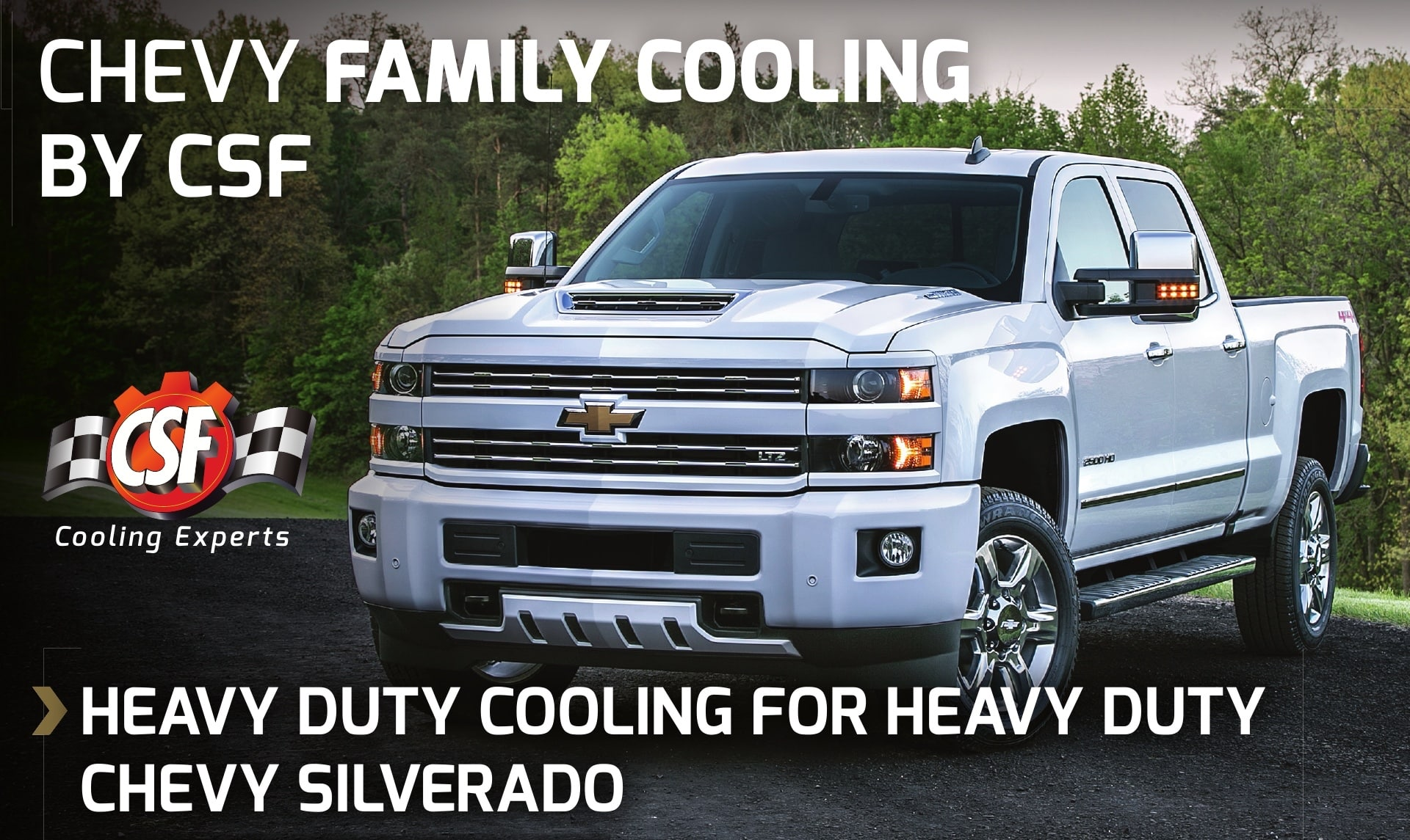 hight resolution of chevrolet truck cooling