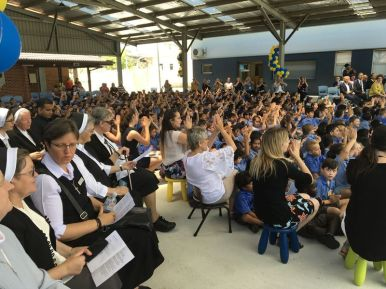 663official opening and blessing