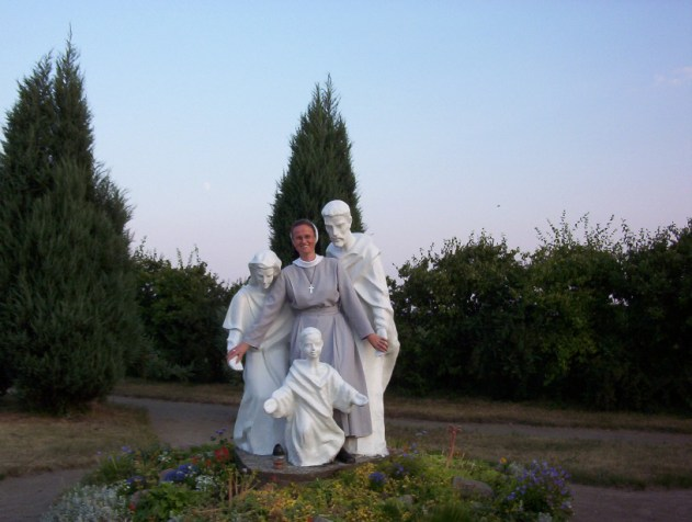 Holy Family and Me