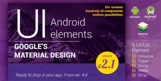 WordPress Gallery Module For Android - 4