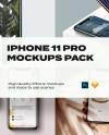 Premium Iphone 11 Pro Mockups And Scene Creators For 2020 Csform