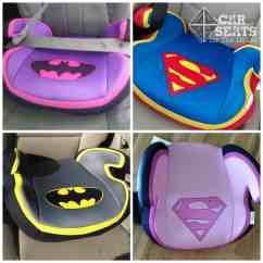 Batman Car Chair Antique Wooden High Kidsembrace Superhero Booster Review Seats For The