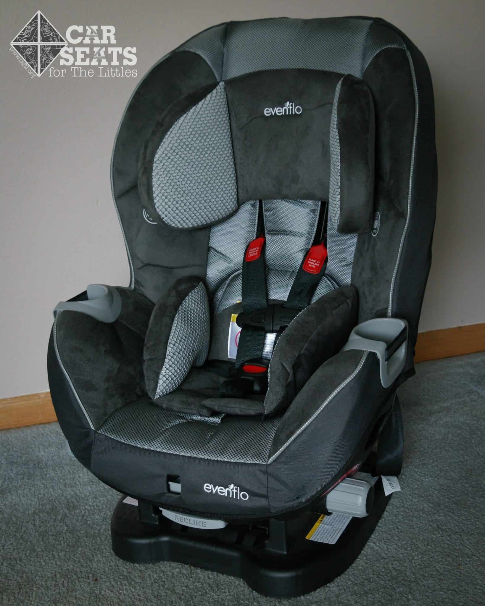 Car Seat Chair Evenflo Triumph Review Car Seats For The Littles