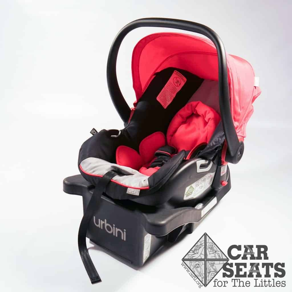 Urbini Petal Review  Car Seats For The Littles