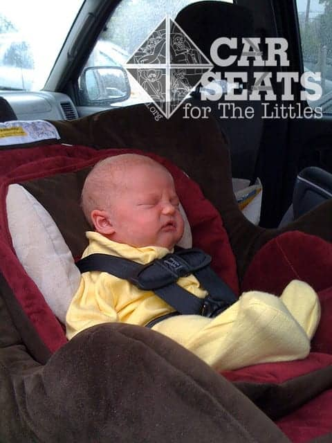 Head slump oh no Or no biggie  Car Seats For The Littles