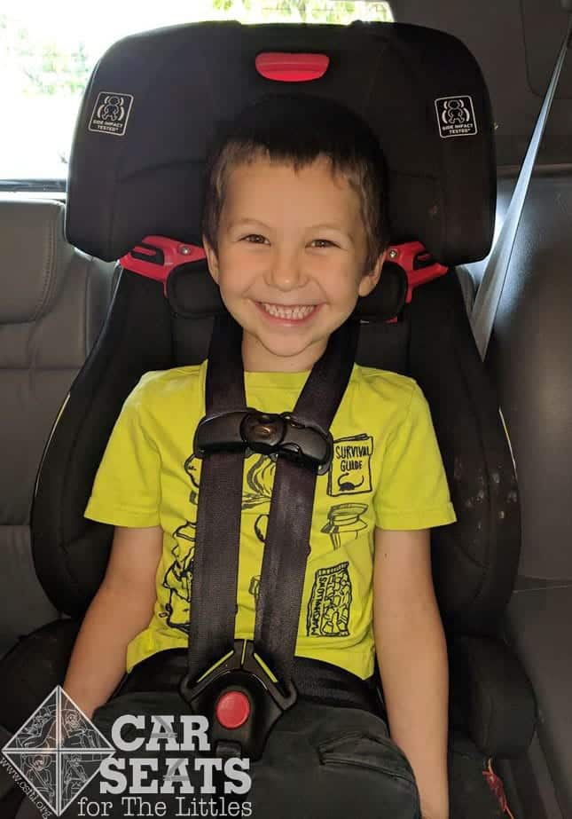 Graco Tranzitions  Wayz Review  Car Seats For The Littles