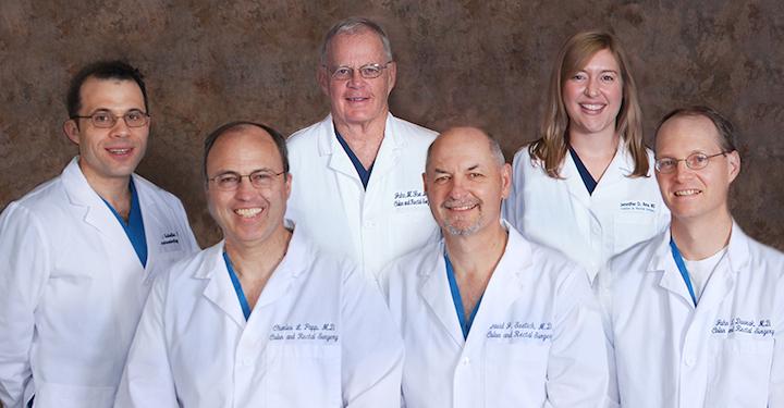 Colorectal Surgery Division   Colorectal Surgical & Gastroenterology Associates