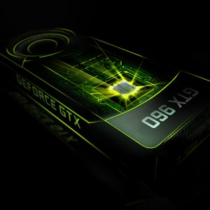 Game advanced: the GeForce GTX 960 powered by Maxwell.