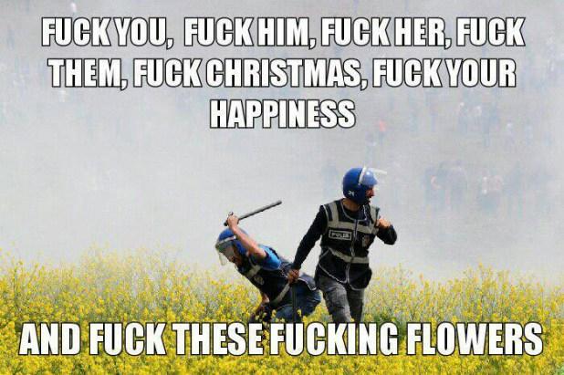 fuck police december