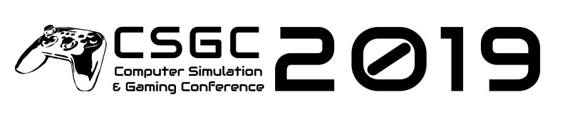 2019 Computer Simulation & Gaming Conference
