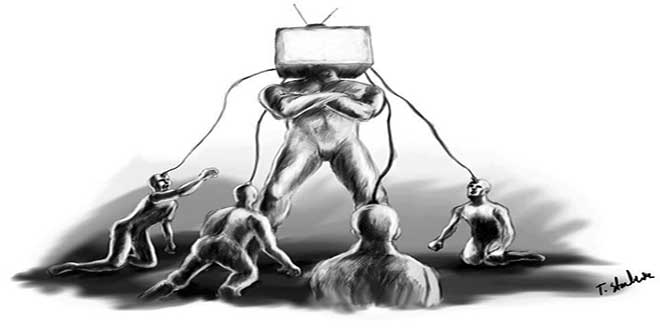 Image result for television brain