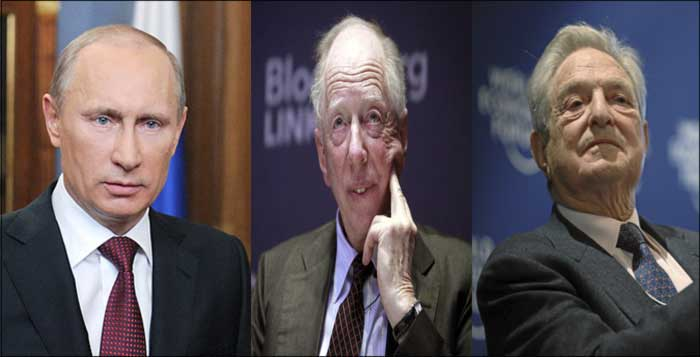 International ARREST WARRANT For ROTHSCHILD and SOROS