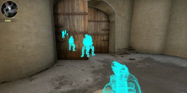 cs go wallhack how to