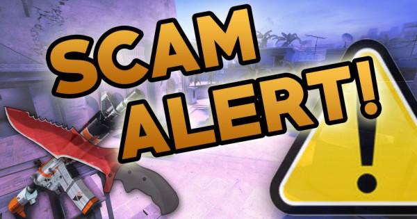 csgo skins scam site