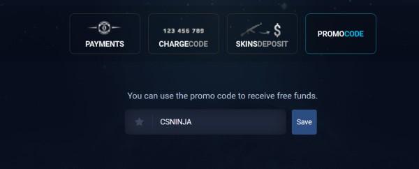 csgo skins com bonus promo code free coins