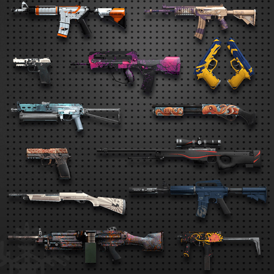 buy and sell skins