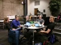 CS Hackathon at Twitter - Fire!