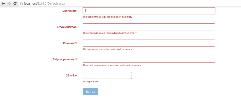 Powerful Form Field Validator For Jquery And Bootstrap Using
