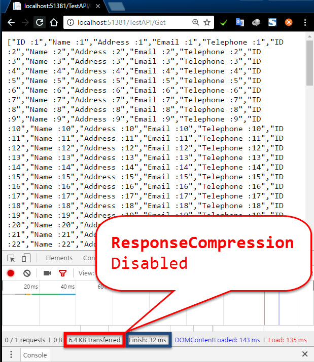 Response Compression Middleware in ASP.NET Core by Nishan Aryal
